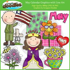 August calendar clipart ideas. Pinterest the world s
