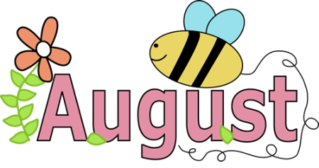 August clipart calendar clipart freeuse stock Glenashton Daycare Centre Ltd. – August 2014 Calendar clipart freeuse stock