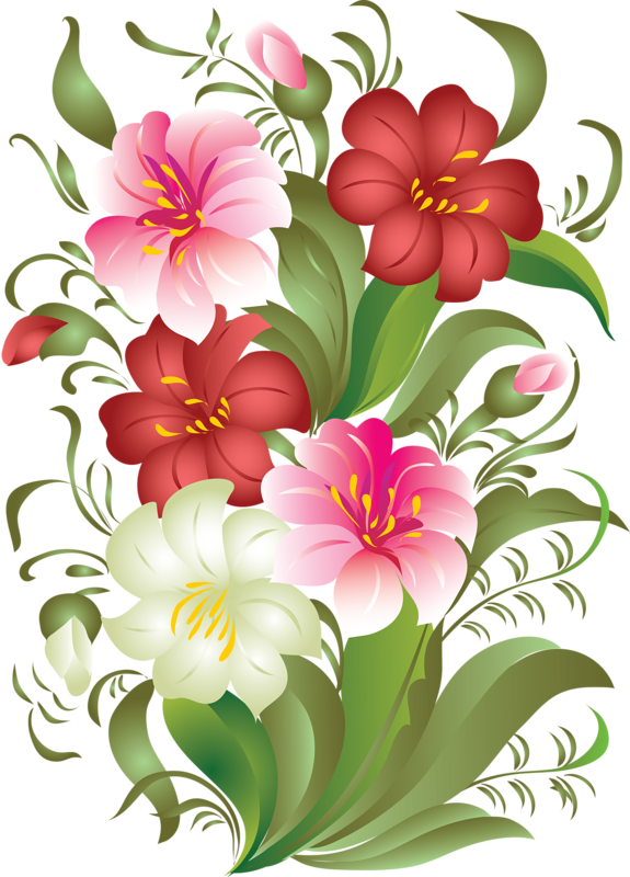 August flower clipart clipart free stock Яндекс.Фотки | JELEK - SMYLE - EMOTICONS :) | Pinterest | Decoupage ... clipart free stock