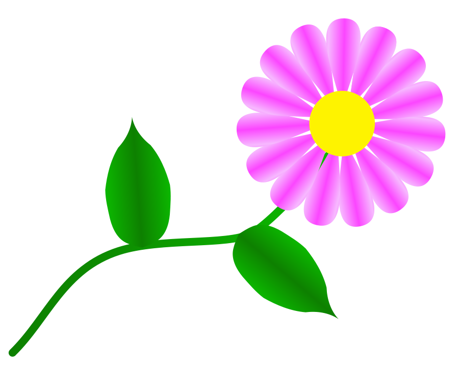 August flower clipart picture freeuse stock Free Daisy Flower Cliparts, Download Free Clip Art, Free Clip Art on ... picture freeuse stock