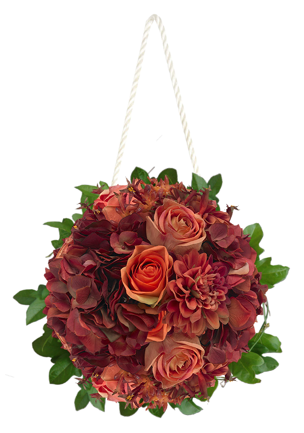 August flower clipart picture freeuse ForgetMeNot: red roses in baskets picture freeuse