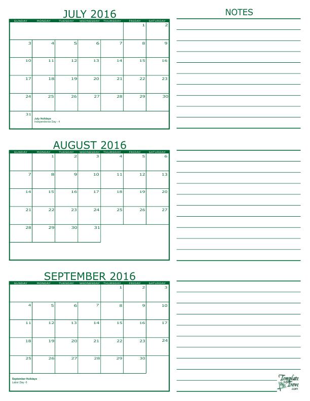 August month calendar clipart vector download 3 month calendar clipart - ClipartFest vector download
