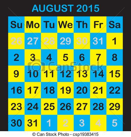 August month calendar clipart clip art free library August month calendar clipart - ClipartFest clip art free library