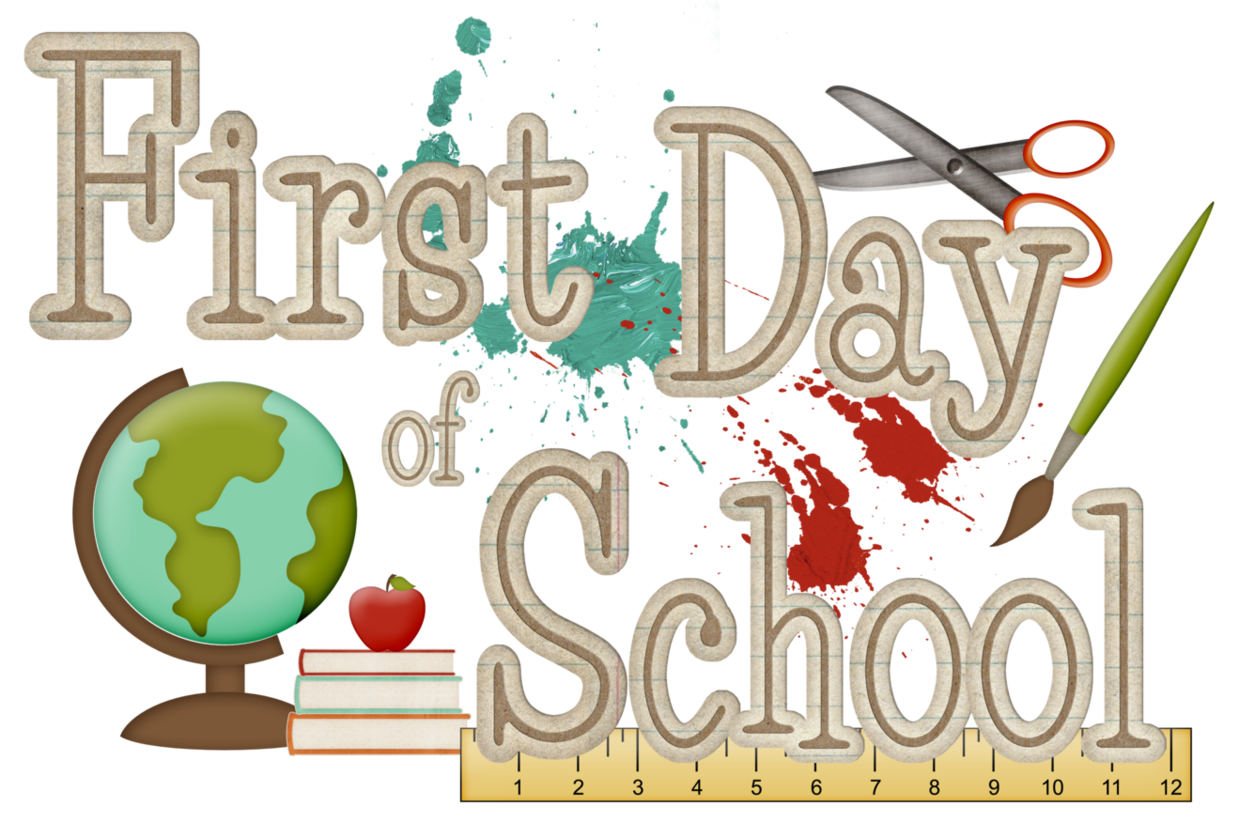 Half day of school clipart svg free August 9, 2017, 7:45 am First Day of School » Las Sendas PTO svg free
