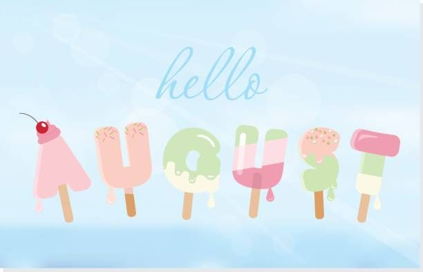 August summer vacation clipart jpg freeuse library August Pictures Clipart | Welcome August Quotes and Sayings | Hello ... jpg freeuse library