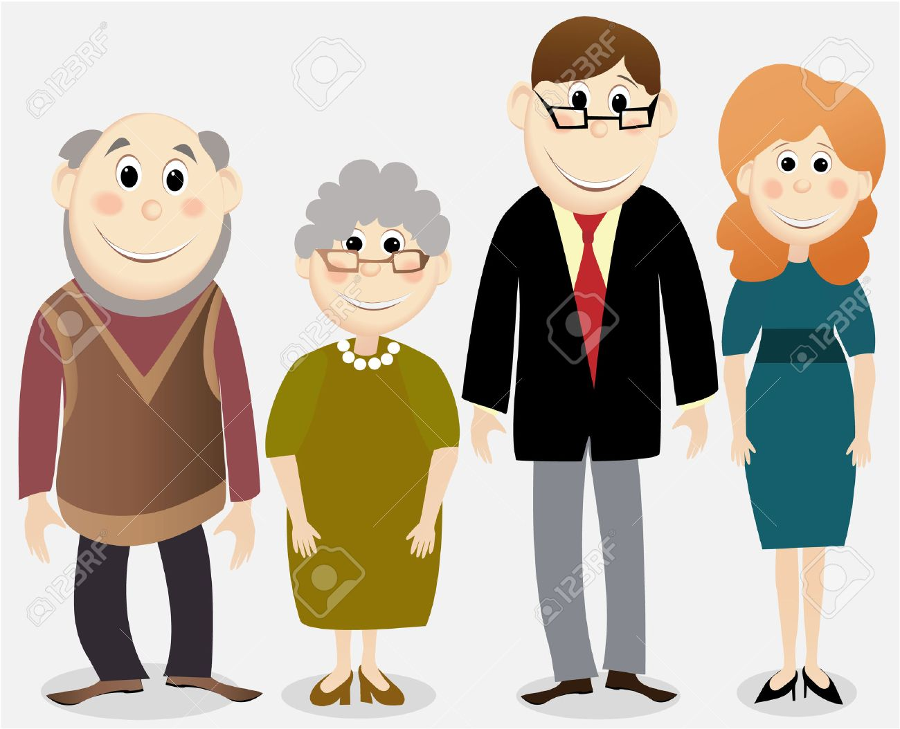 Aunt uncle clipart picture royalty free stock Aunt and uncle clipart 7 » Clipart Station picture royalty free stock