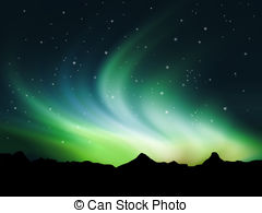 Aurora boreal clipart svg library download Aurora borealis Illustrations and Clipart. 1,366 Aurora borealis ... svg library download