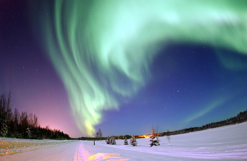 Aurora boreal clipart vector stock Aurora Borealis | Free Images at Clker.com - vector clip art online ... vector stock