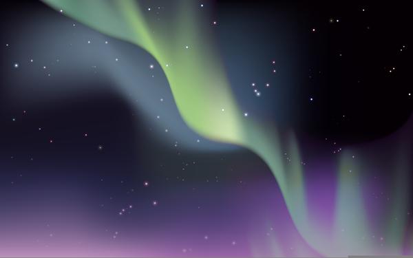 Aurora boreal clipart transparent Clipart Aurora Borealis | Free Images at Clker.com - vector clip art ... transparent