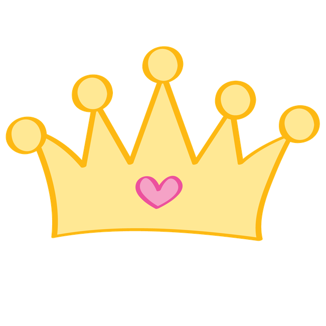 Oen crown outline clipart picture transparent stock Coroa ----(CUTE IDEA)---- | Baby | Pinterest | Clip art, Princess ... picture transparent stock