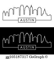 Austin clipart clip free Austin Clip Art - Royalty Free - GoGraph clip free
