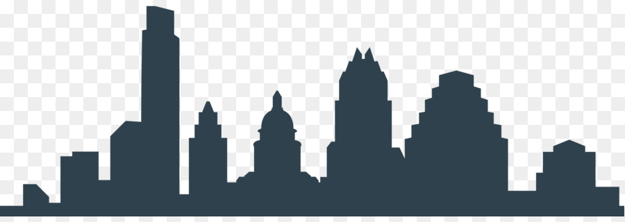 Austin skyline clipart free clip royalty free download Free Austin Skyline Silhouette Vector, Download Free Clip Art, Free ... clip royalty free download