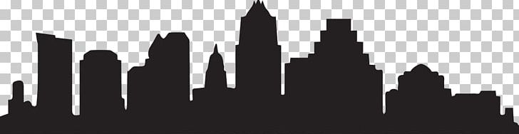 Austin skyline clipart free image black and white download Skyline Silhouette PNG, Clipart, Austin, Black And White, City ... image black and white download
