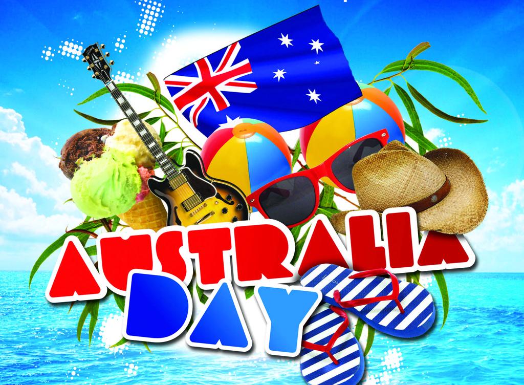 Australia day 2016 clipart vector free stock 50 Best Australia Day 2017 Wish Pictures And Photos vector free stock