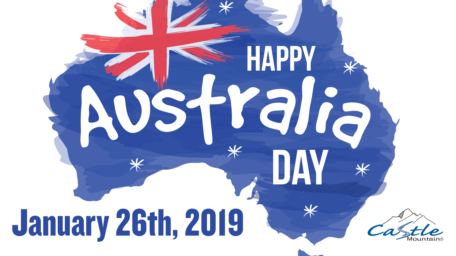 Australia day 2016 clipart banner freeuse library Australia Day | Castle Mountain Resort banner freeuse library