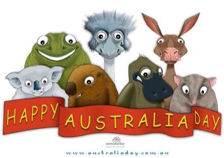 Australia day 2016 clipart image download Australia Day - Twisted History | Limelight Tours image download