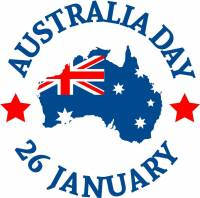 Australia day images clipart svg black and white library 2016 Australia Day Honours recognise two Pearcey National Awardees ... svg black and white library
