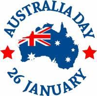 Clipart australia day