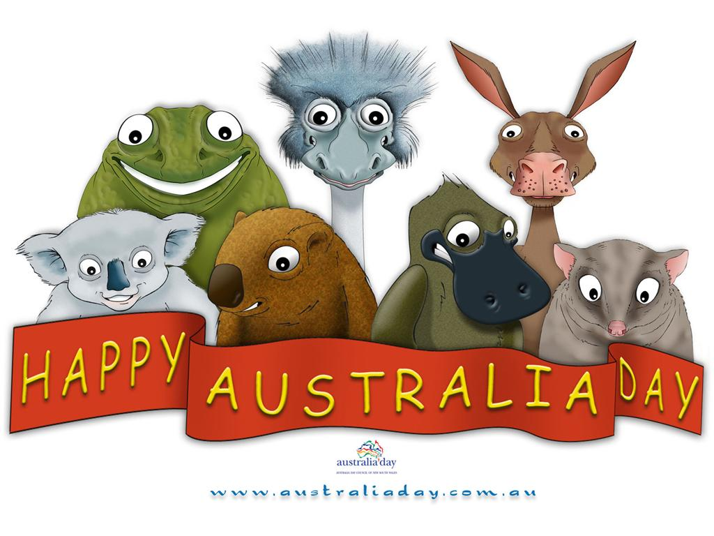 Australia day images clipart picture freeuse stock Australia Day - Happy Australia Day Wallpaper (33426098) - Fanpop picture freeuse stock