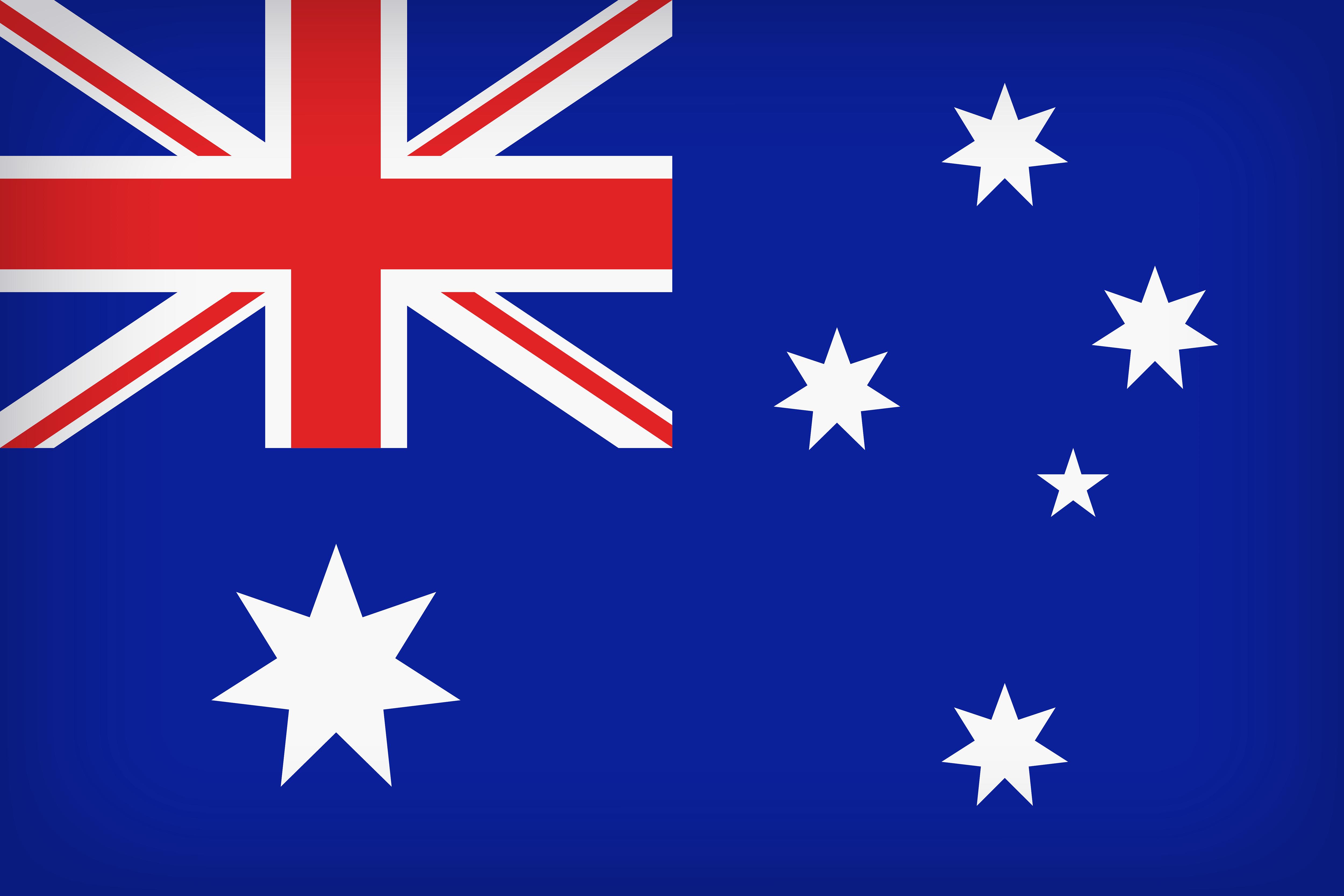 Australia flag transparent clipart svg black and white Australia Large Flag   Gallery Yopriceville - High-Quality Images ... svg black and white