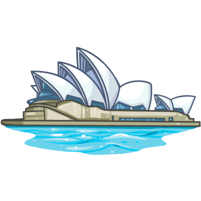 Opera house clipart picture royalty free 28+ Collection of Opera House Clipart | High quality, free cliparts ... picture royalty free