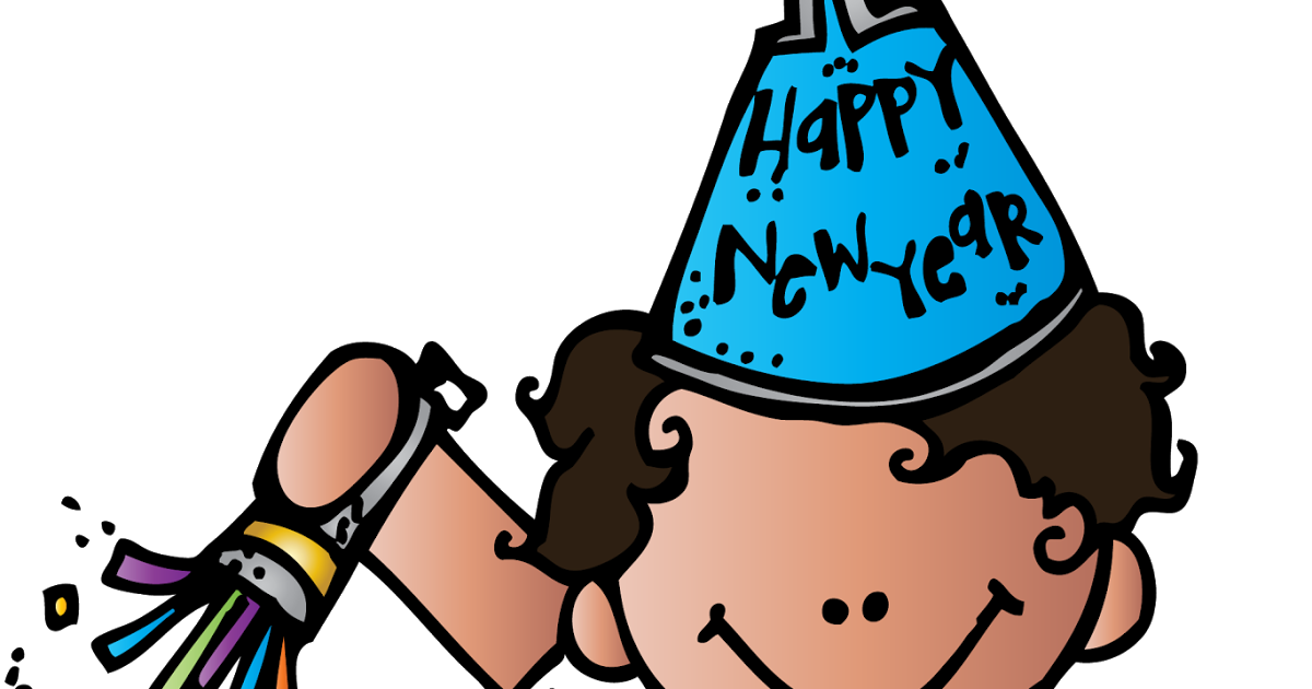 Happy new year cat clipart free stock MelonHeadz: Happy New Year!!!! free stock