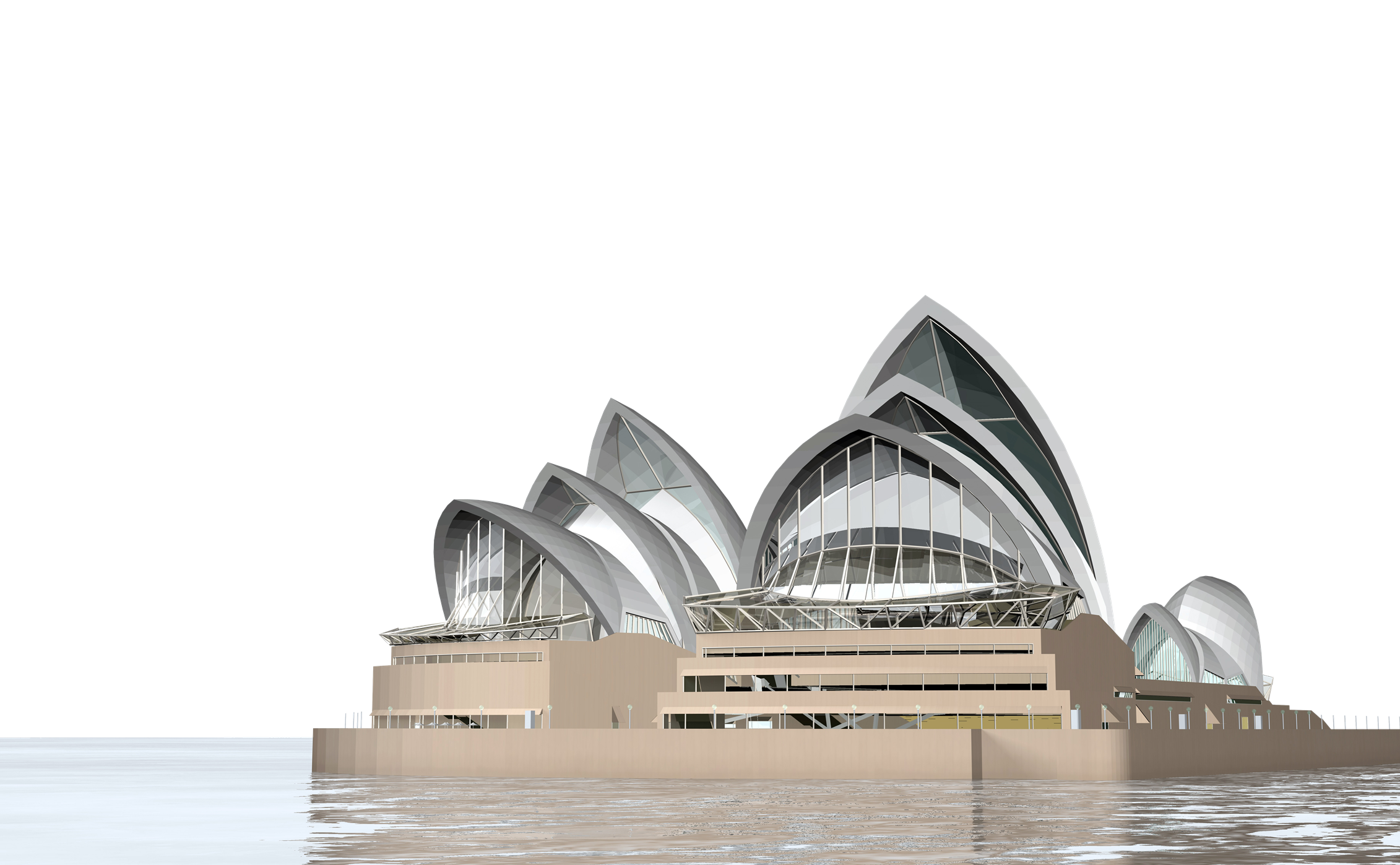 Opera house clipart banner download Sydney Opera House PNG Transparent Image | PNG Mart banner download