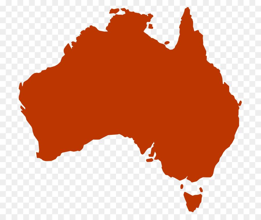 Australia vector clipart clip art stock Map Cartoon clipart - Map, Illustration, Graphics, transparent clip art clip art stock