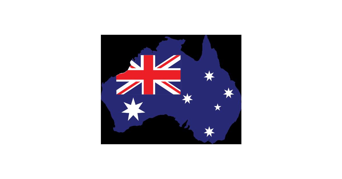 Australia vector clipart picture free download Australia Vector Map Clip art - Australia Flag Png Hd png download ... picture free download