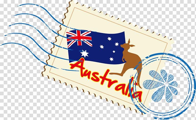 Australia white overlay clipart black and white download Australia postage stamp illustration, Australia Euclidean Icon ... black and white download