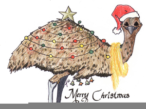 Clipart australian christmas clipart free download Australian Clipart Christmas | Free Images at Clker.com - vector ... clipart free download