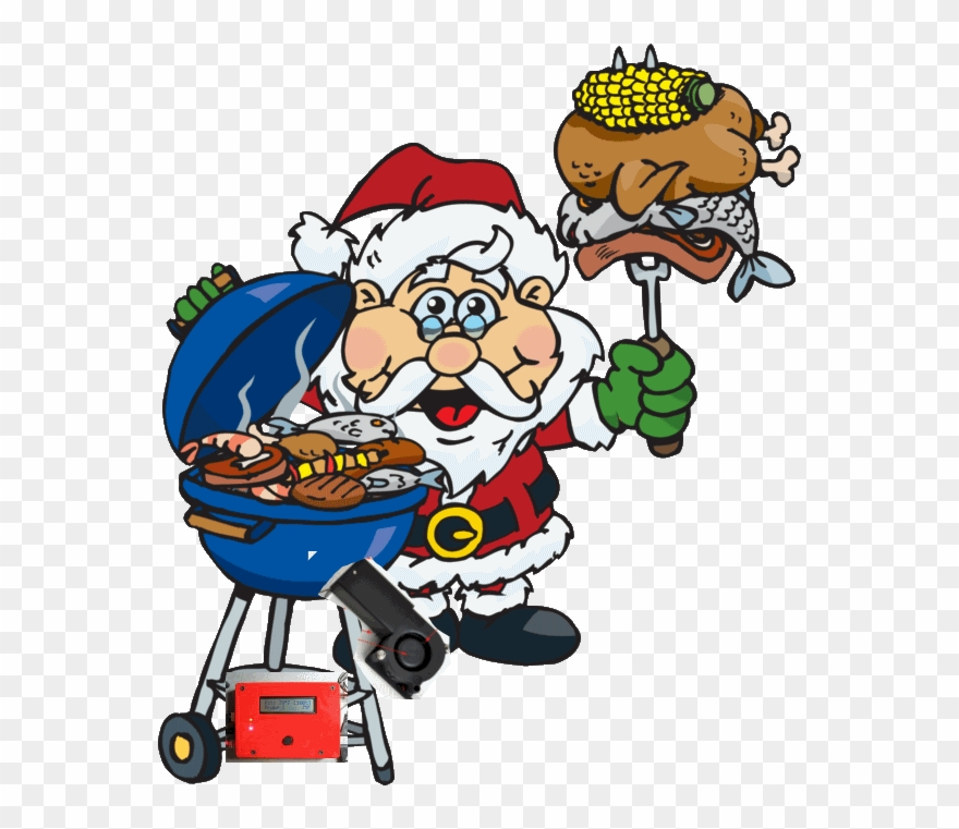 Australian christmas clipart images svg free stock I Heard Santa Doesn\'t Use A Servo - Clip Art Australia Christmas ... svg free stock