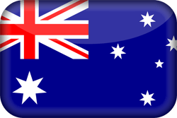 Australian flag waving clipart clip art black and white library Australia flag clipart - country flags clip art black and white library