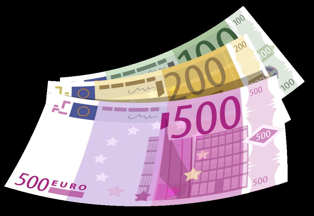 Australian money clipart free clipart library stock Banknotes Euro PNG Clipart clipart library stock