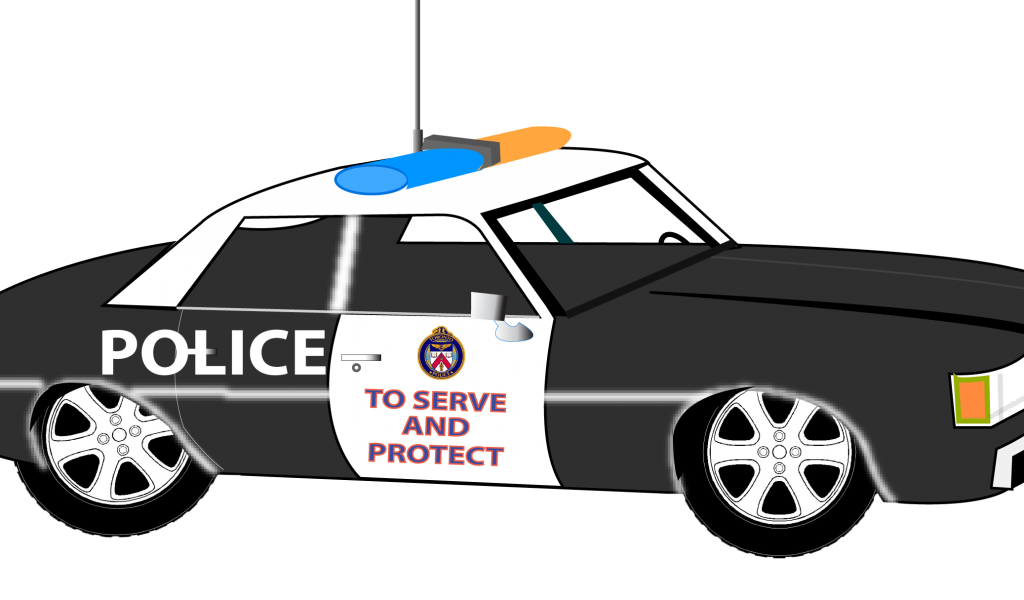 Australian police car clipart svg free library Clip art police car - ClipartFox svg free library