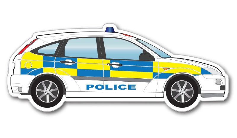Vector car clipart picture library stock Australian police car clipart - dbclipart.com picture library stock