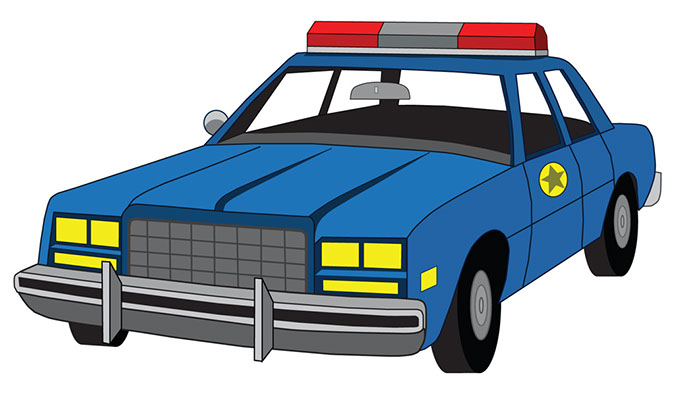 Dbclipart com free images. Australian police car clipart