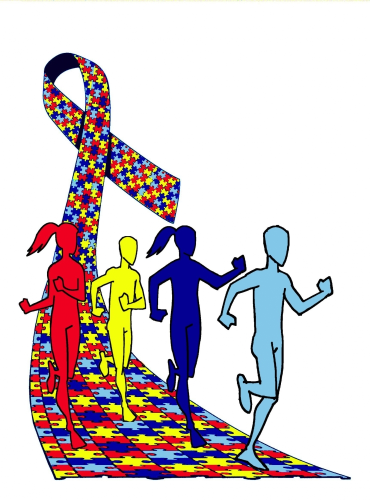 Autism awareness clipart. Clip art best day