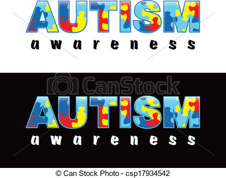 Stock illustration images illustrations. Autism awareness clipart