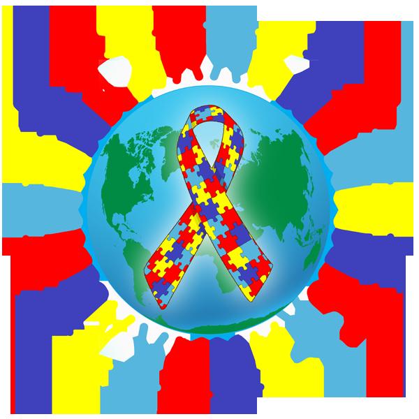 Autism awareness clipart freeuse stock Autism Awareness World - ClipArt Best freeuse stock