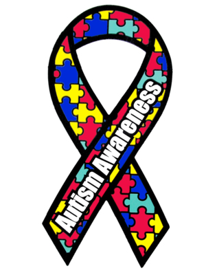 Clipartfest ribbon . Autism awareness clipart