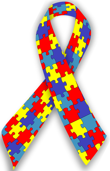 Autism awareness clipart clipart freeuse download Autism ribbon clip art - ClipartFest clipart freeuse download