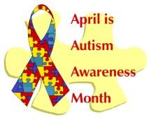 Autism awareness clipart transparent stock April is Autism Awareness Month! transparent stock