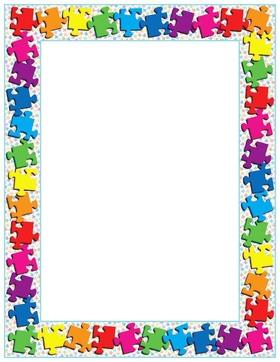 Autism clip art border svg free download Autism clip art border - ClipartFox svg free download