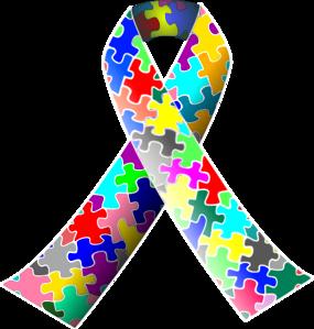 Autism clip art border picture royalty free stock Autism Ribbon Clip Art at Clker.com - vector clip art online ... picture royalty free stock