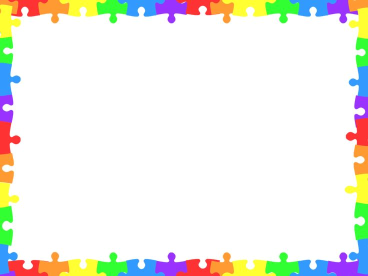 Autism clip art border free Autism clip art border - ClipartFest free