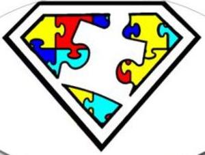 Autism clip art border transparent download Autism Is A Superpower | Free Images at Clker.com - vector clip ... transparent download