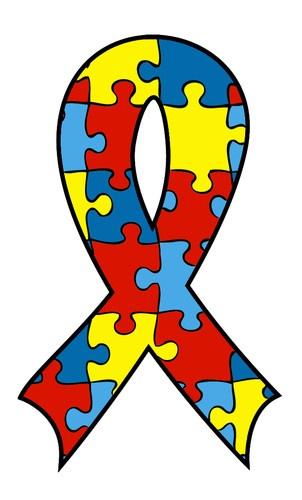 Autism clip art graphics svg transparent stock Autism Ribbon - ClipArt Best svg transparent stock