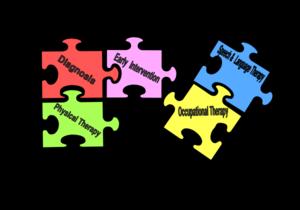 Autism clip art pictures. Puzzle logo at clker