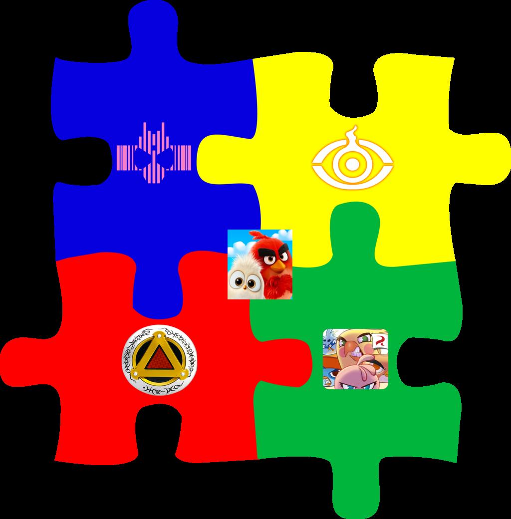 Clip art autism clip Autism Awareness 2018 Symbol by RaphaelFernandez2001 on DeviantArt clip